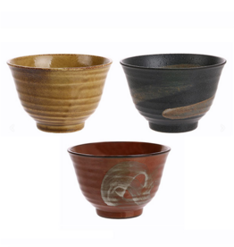 HK Living Japanese matcha bowls (set of 3)
