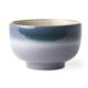 HK Living Ceramic 70's bowl: ocean