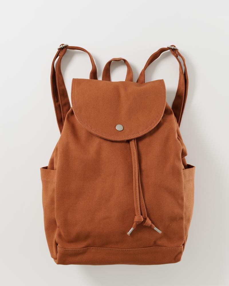 Baggu Drawstring Backpack Umber