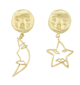Cleopatra's Bling Cleopatra's bling Astrology Earrings