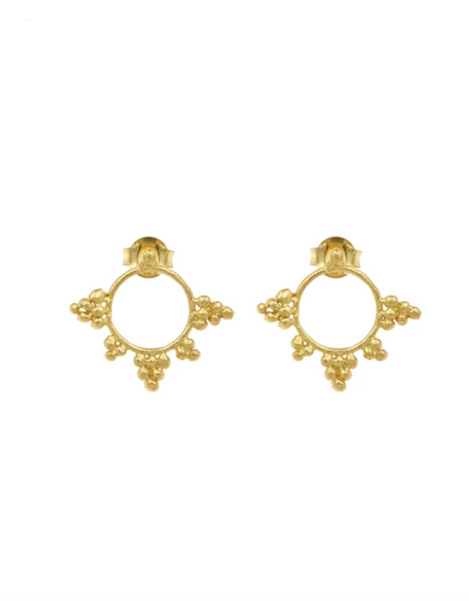 Cleopatra's Bling Cleopatra's Bling Earring Gypsy Hoops Gold