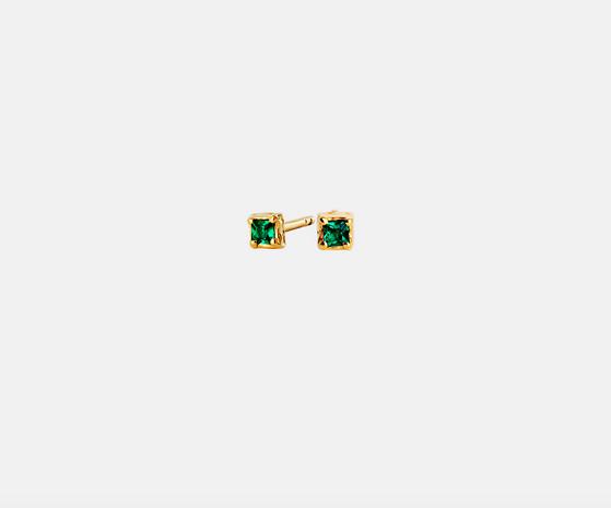 Maanesten Gua Green Earring