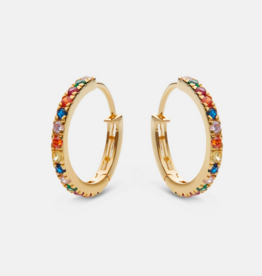 Maanesten Nubia Big Earring