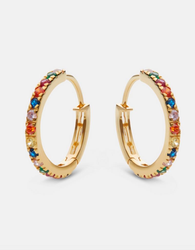 Maanesten Nubia Big Earring