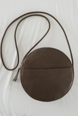 Baggu Soft Circle Purse Chocolate
