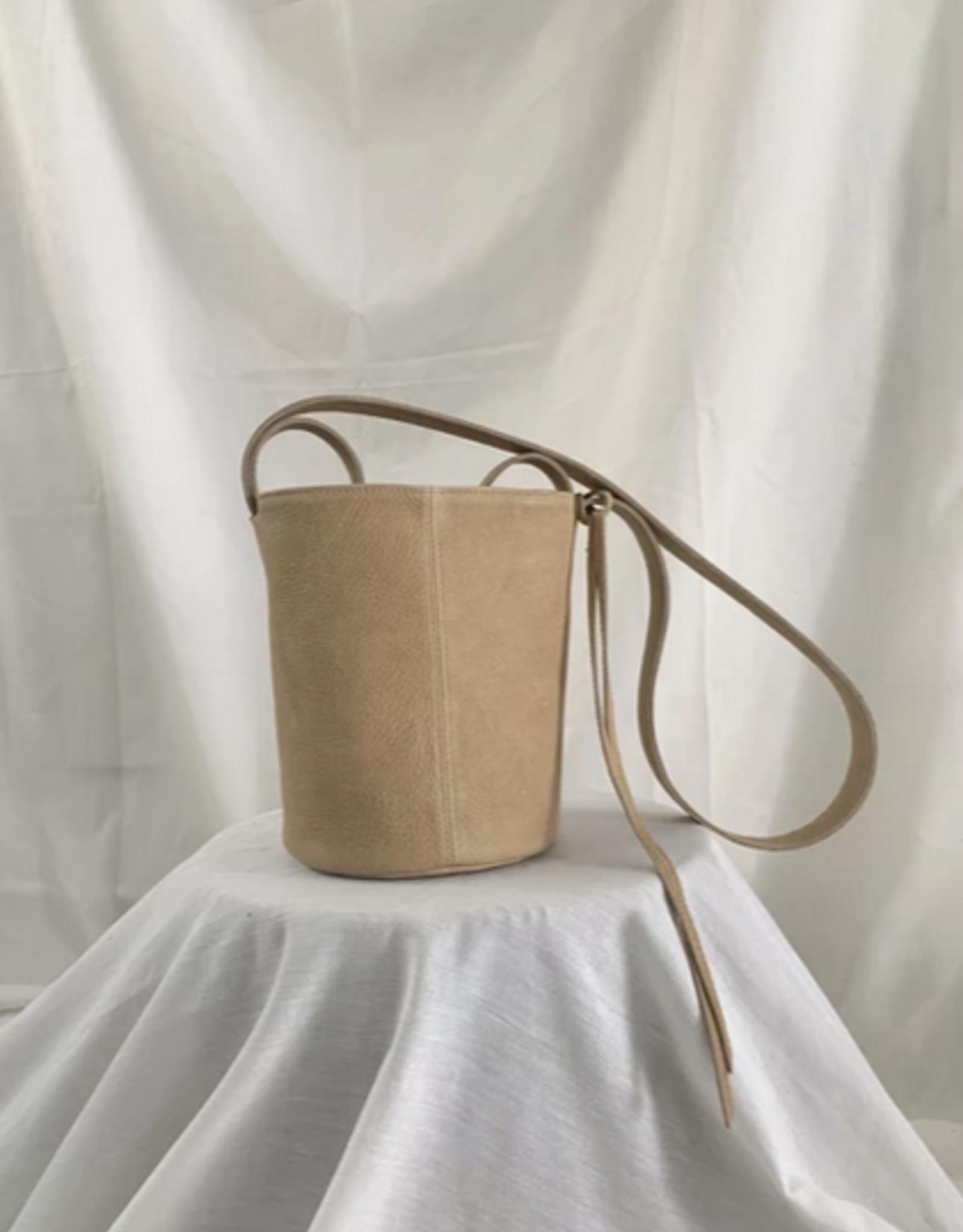 Nona NONA Bucket bag sand