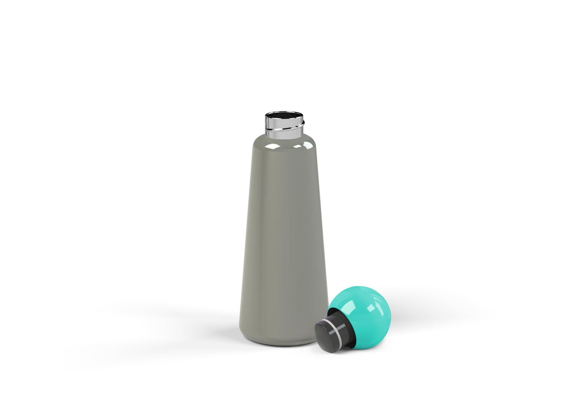 LUND Reusable Bottle Dark Grey