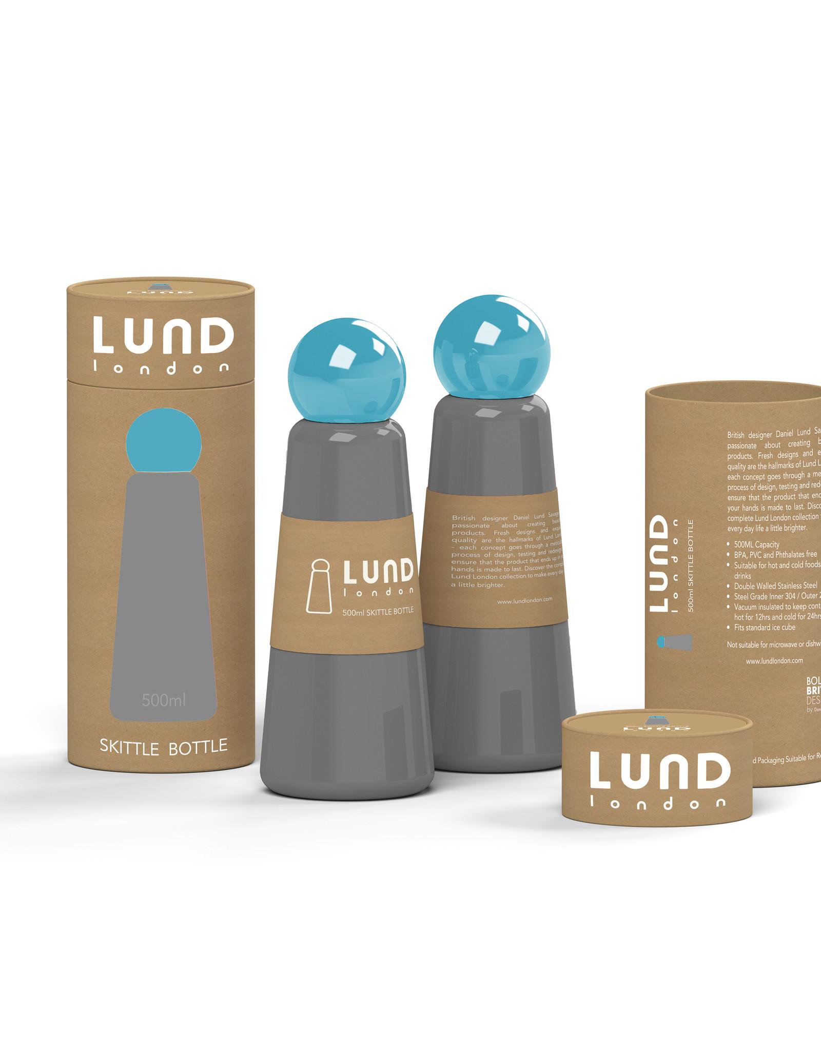 LUND Reusable Bottle Dark Grey