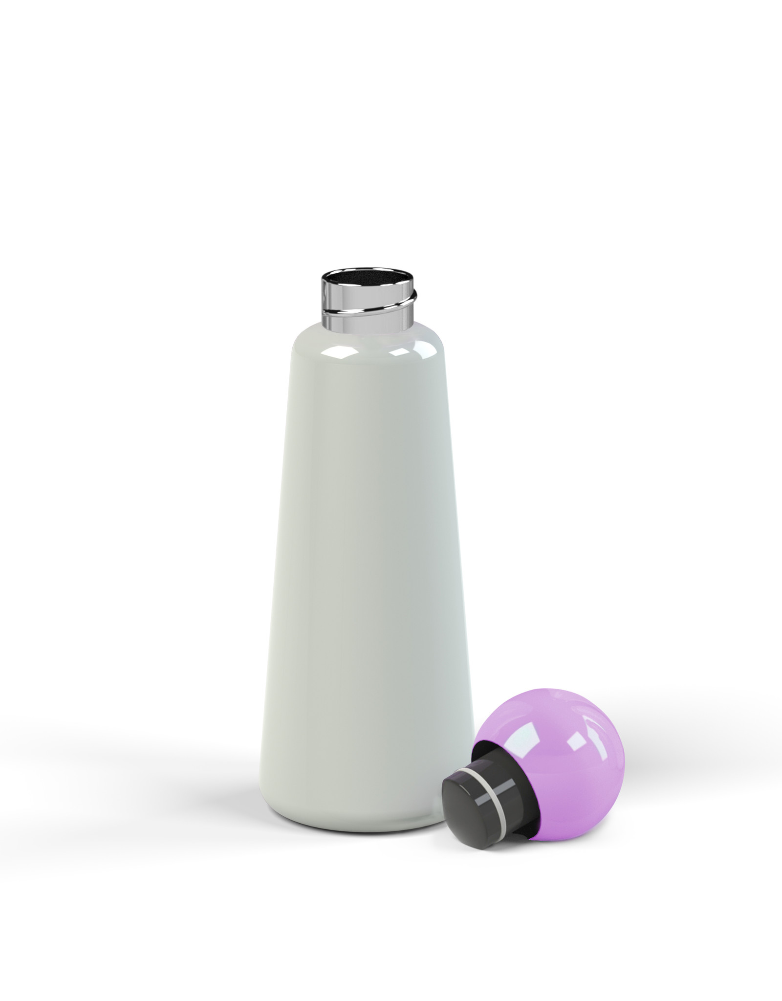 LUND Reusable Bottle Light Grey