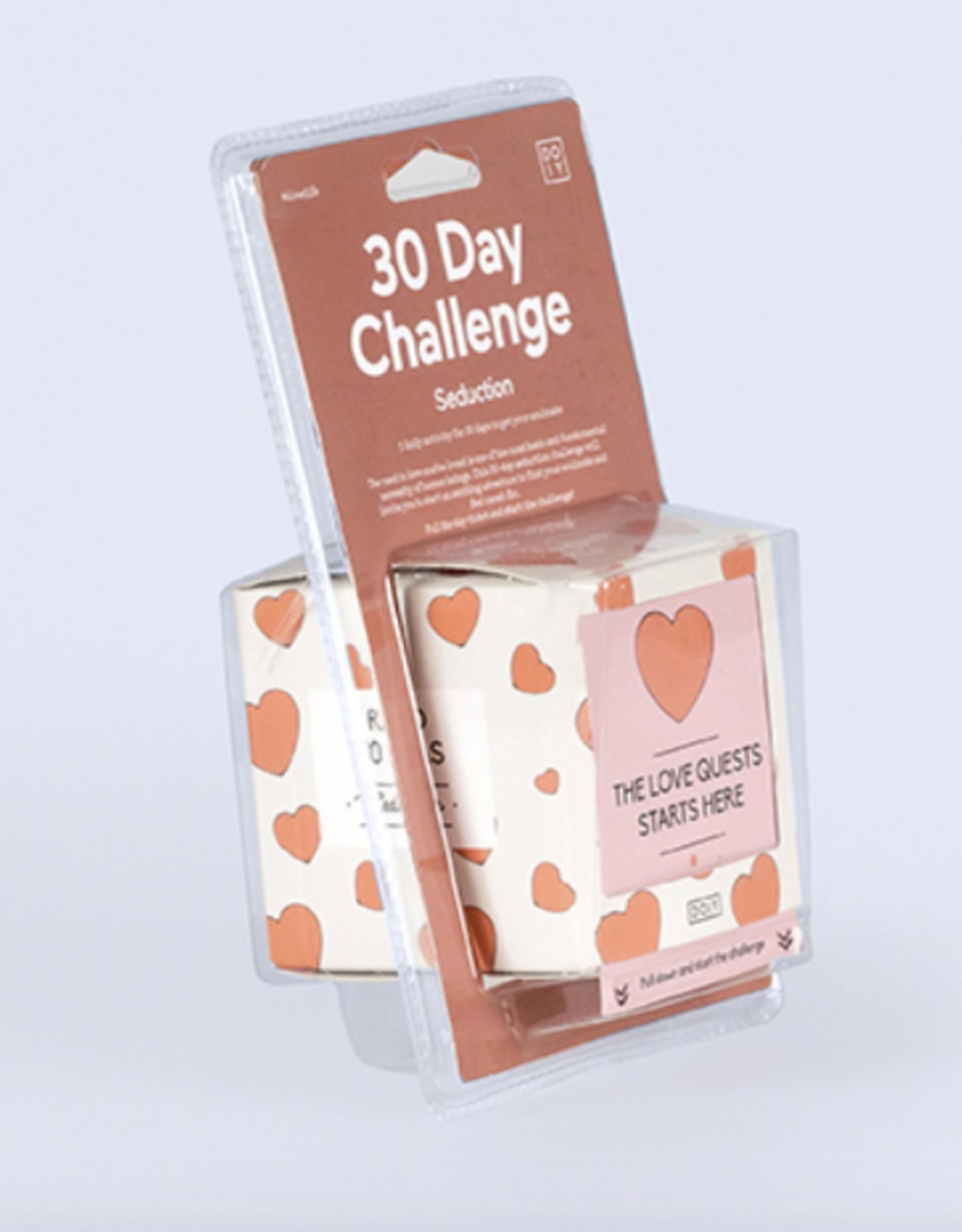 Doiy 30 Days Seduction Challenge