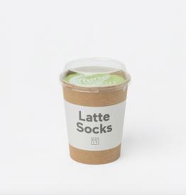 Doiy Latte Matcha socks