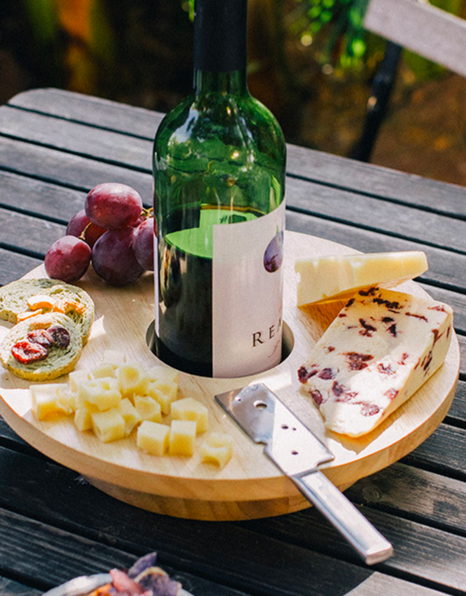 Doiy Cheese & Wine board