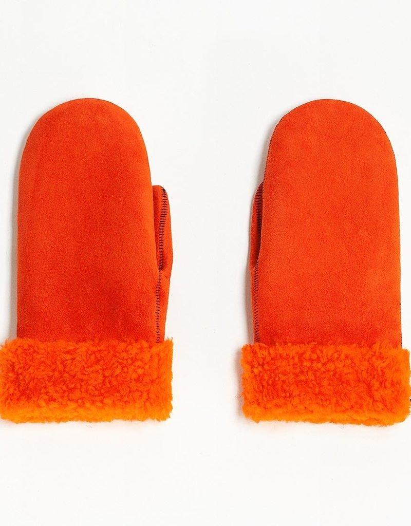 Toasties Toasties mittens orange