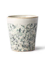 HK Living Ceramic 70's mug hail
