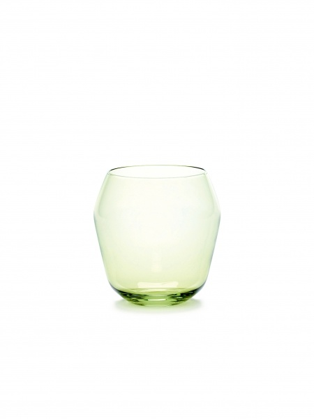 Ann demeulemeester Ann Demeulemeester for serax Glass 30cl Green
