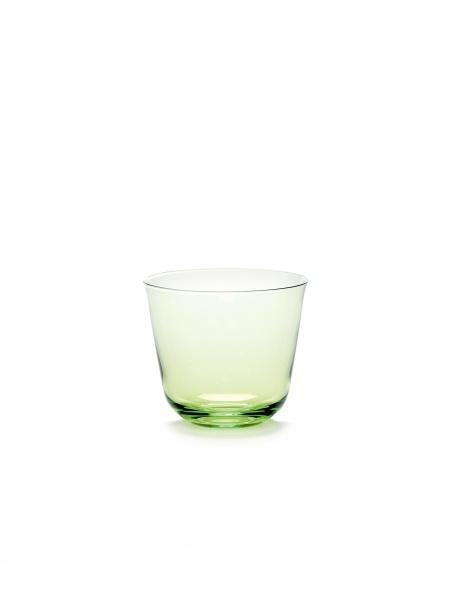 Ann demeulemeester Ann Demeulemeester for serax glass 15cl grace green