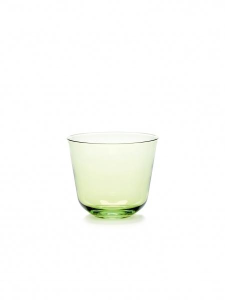 Ann demeulemeester Ann Demeulemeester for serax glass 20cl grace green