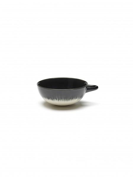 Ann demeulemeester Ann Demeulemeester for serax espressocup 8cl white-black B