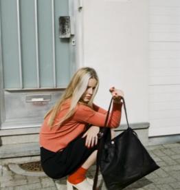 Nona NONA Pocket Bag Black