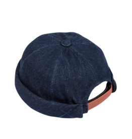 béton x ciré Workwear Denim Joe Black Cap