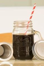 Kikkerland Mason Jar Coffee Kit