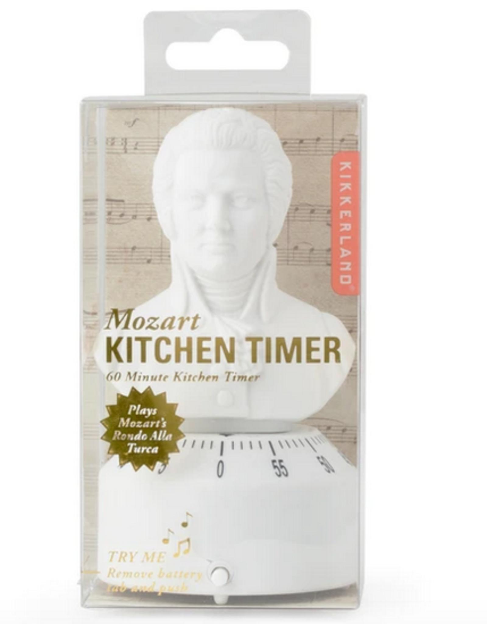Kikkerland Mozart Timer