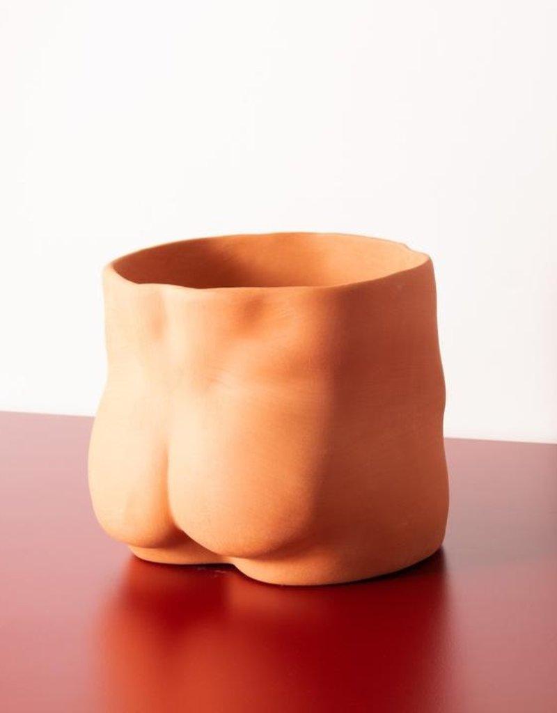 Group Partner Nudie Pot Terracotta Boy