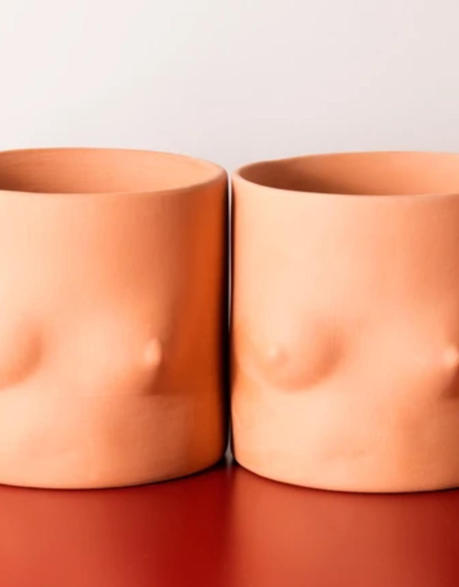 Group Partner Nudie Pot Terracotta girl