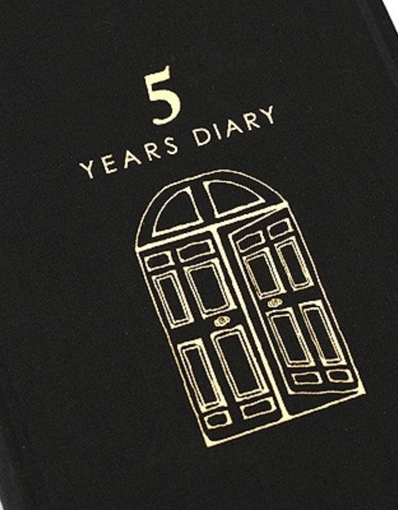 Misc MISC 5 years Diary