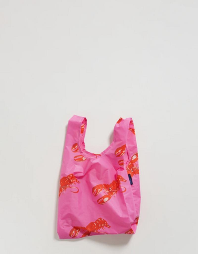 Baggu Baby Pink Lobster