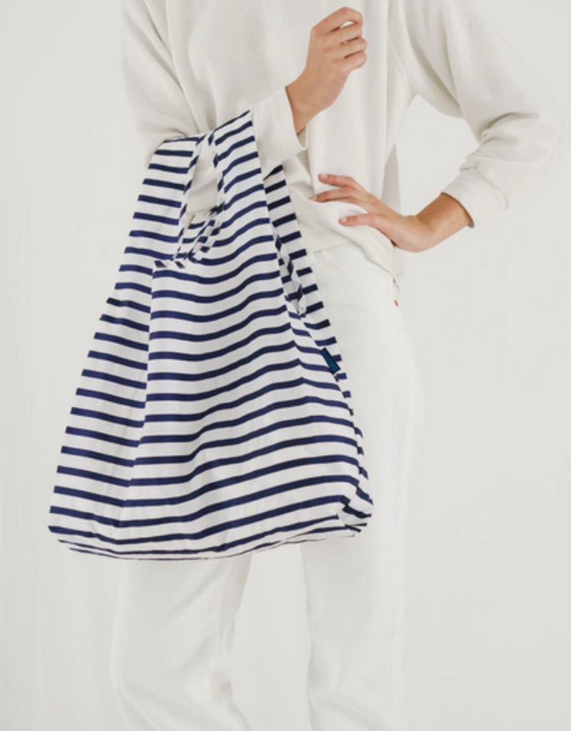 Baggu Reusable bag stripe sailor