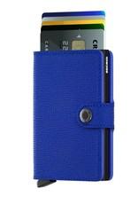 Secrid Secrid Miniwallet crisple blue black