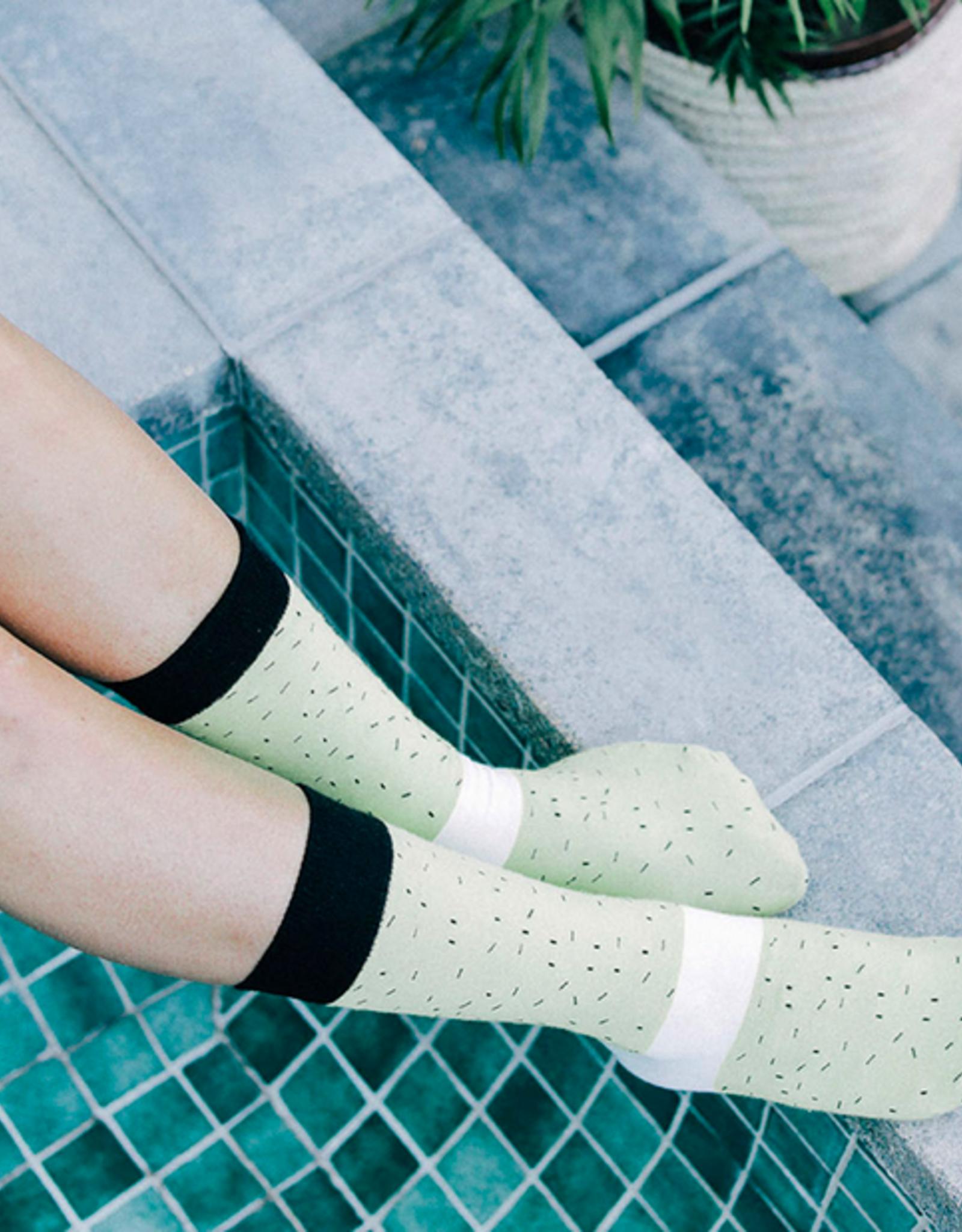 Doiy Icepop socks kiwi