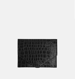 Hvisk Wallet croco black