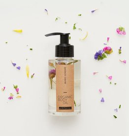 The Munio Wild flowers organic body oil