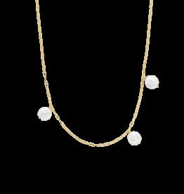 Anna + Nina Never Enough Pearls Necklace