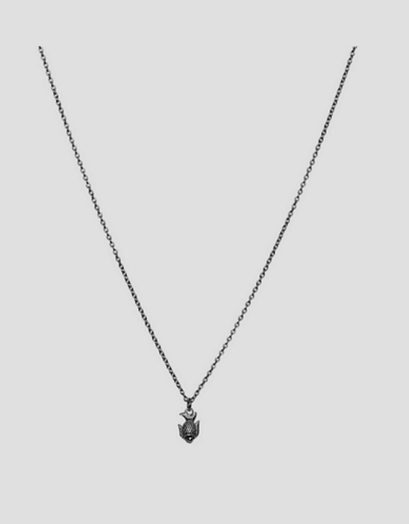 Maanesten Koi Necklace Silver