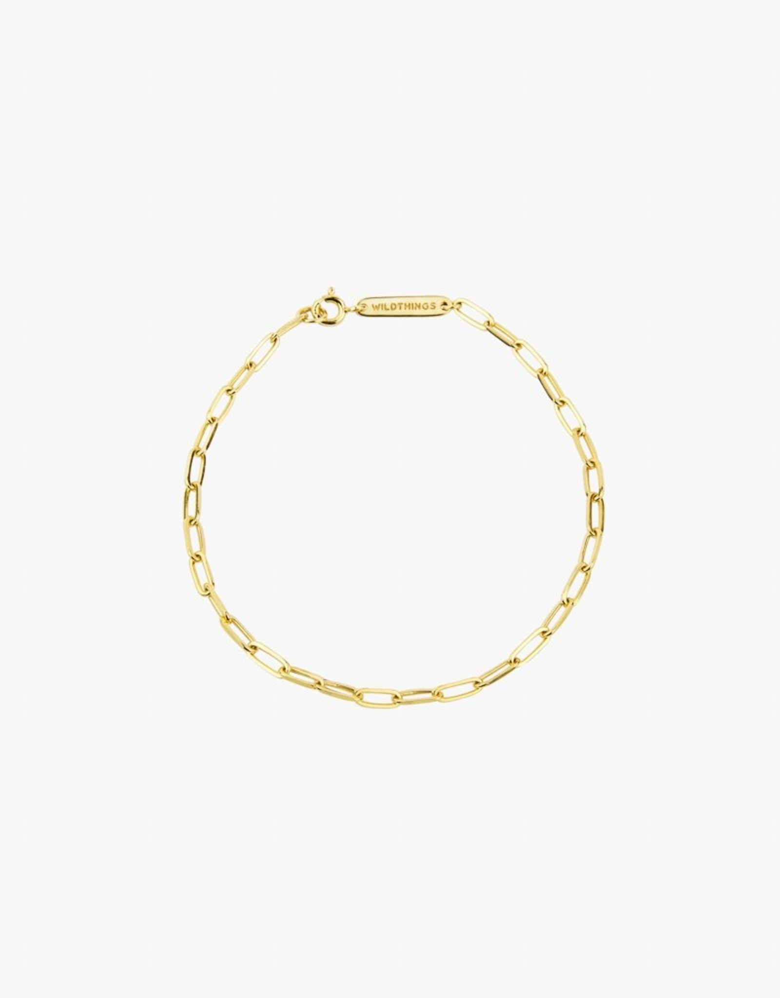Wildthings Collectables Chain Bracelet Gold