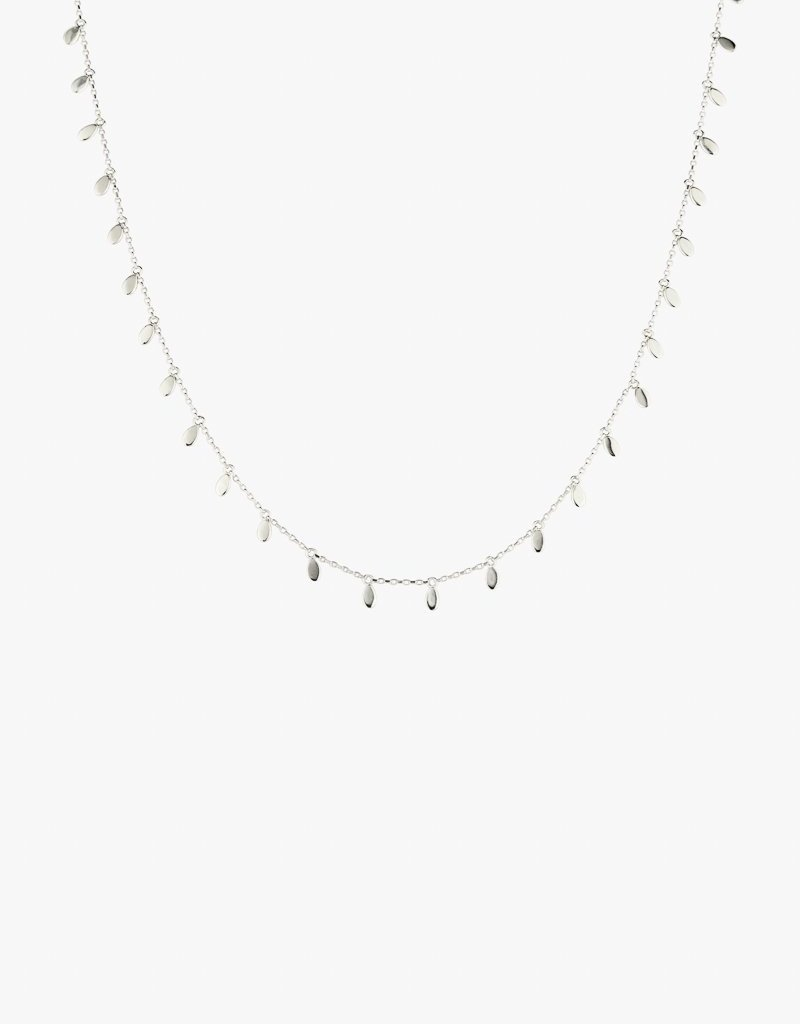 Wildthings Collectables Waterdrop Silver Necklace