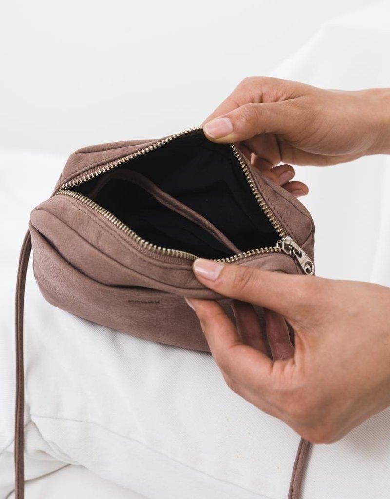 Baggu Leather Mini Purse