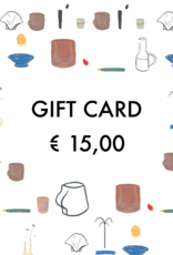 Gift Card - € 15,00