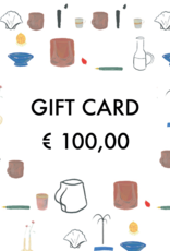 Gift Card - € 100,00