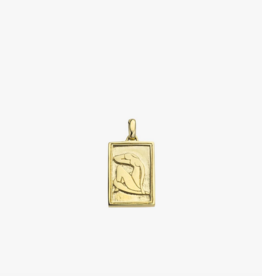 Wildthings Collectables Matisse Woman Pendant Gold