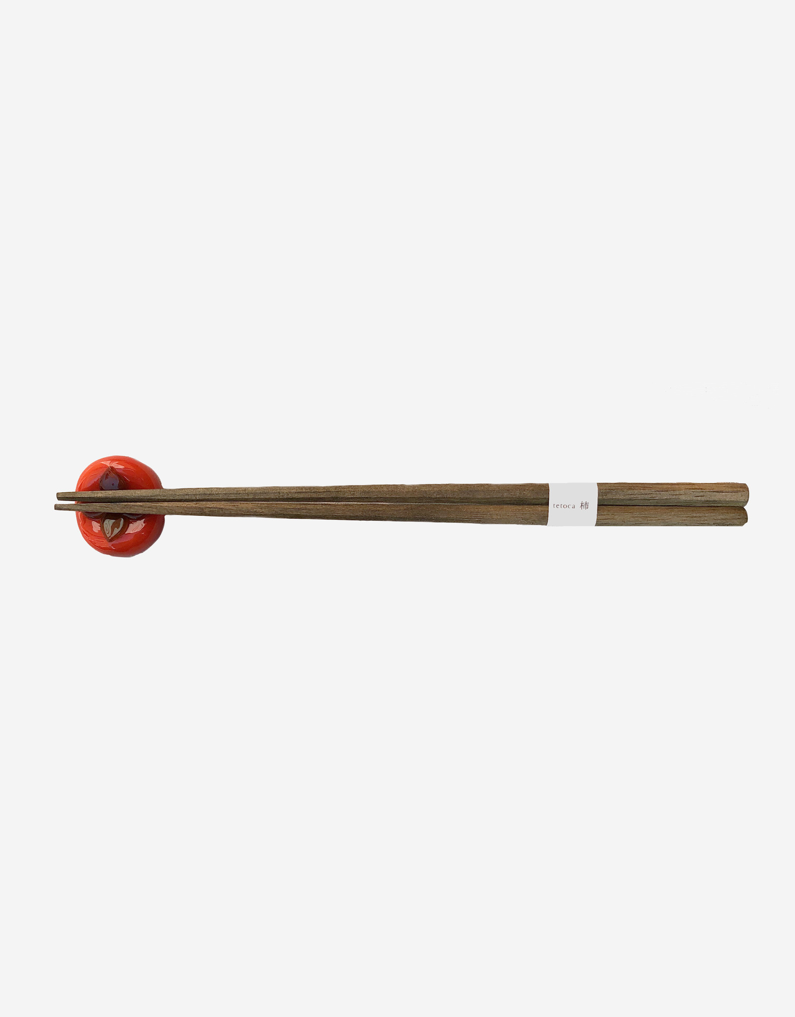 Kawai Kawai Chopsticks rest Persimmon