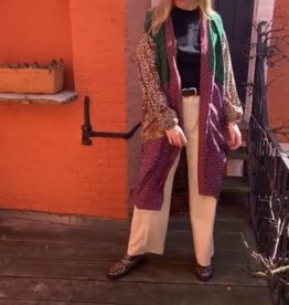 Sissel Edelbo Kimono Long Pocket Mix 1
