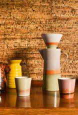 HK Living Ceramic 70's mug venus