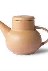 HK Living Ceramic bubble tea pot sand