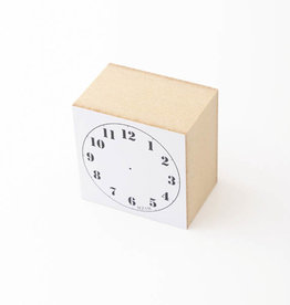 Nombre Stamp Clock
