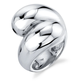 Gabriela Artigas Gabriela Ring Double Apse Silver ring size 52