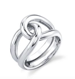 Gabriela Artigas Gabriela Artigas Ring Full Link Silver size 55